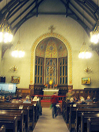 Danvikshem kyrka