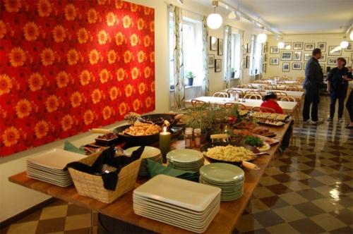 MIlou Caterings festlokal