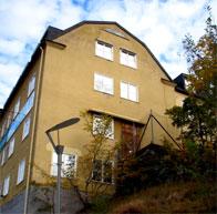 SLG eller Sea Link-huset i Finnboda