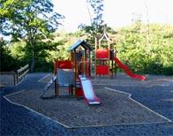 Lekplats på Kvarnholmen