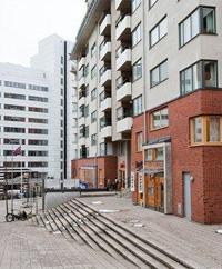 Caparol, salong Aura och Socker & Salt i Saltsjöqvarn