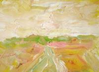 En av Georg Suttners målningar