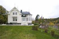 Villa Kullen i anslutning till Svindersvik gård