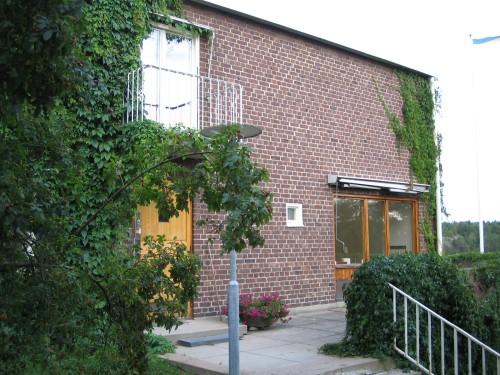 Disponentvillan på Kvarnholmen, nacka