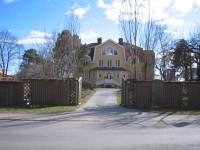Direktörsvillan på Kvarnholmsvägen 54 i Gäddviken, Nacka