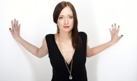 Kristallhalsband - Elena Stockholm