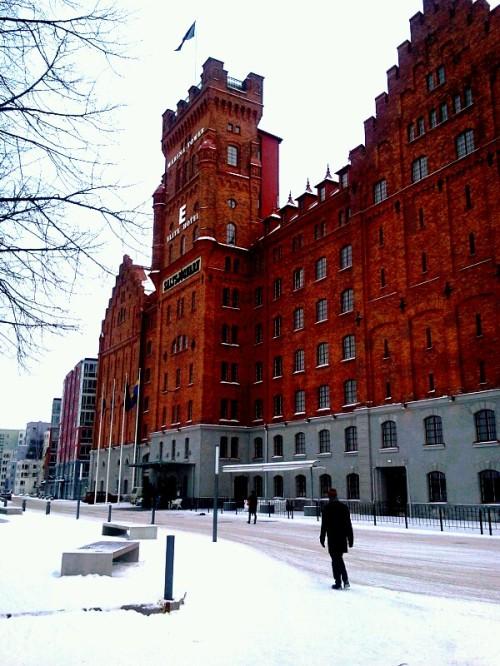 Elite Hotel Marina Tower - vinter 2012
