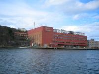Dramatens och Operans ateljéer i Gäddviken, Nacka