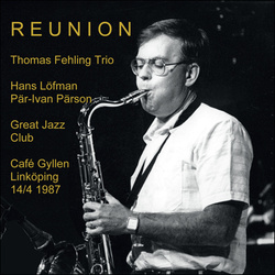 Jazzalbumet Reunion av Thomas Fehling Trio