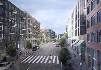 Framtida Kvarnholmsvägen