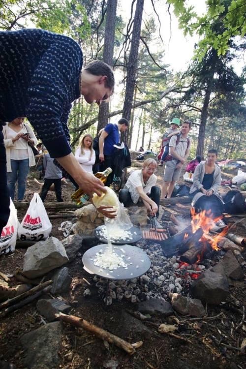 urskogsfestivalen 2016 i ryssbergen, nacka
