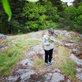 Förskolor i trakten gör utflykter till Trolldalen (bild: karinwarro)