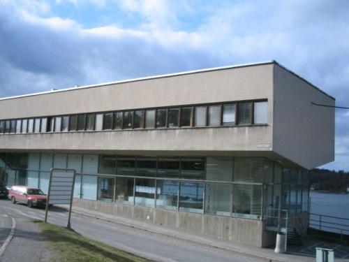 Munspelet på Kvarnholmsvägen i Nacka