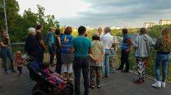 Medborgardialog om bro mellan Henriksdalsberget och Sickla