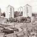Danviksklippan på 1940-talet