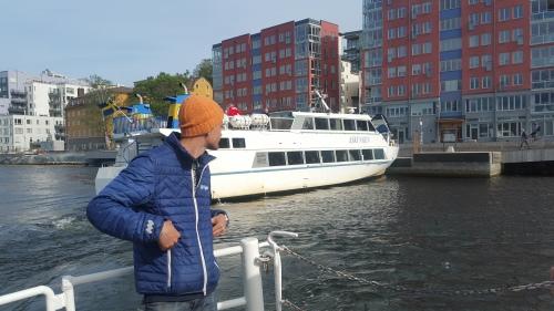 M/S Askungen i Saltsjöqvarn
