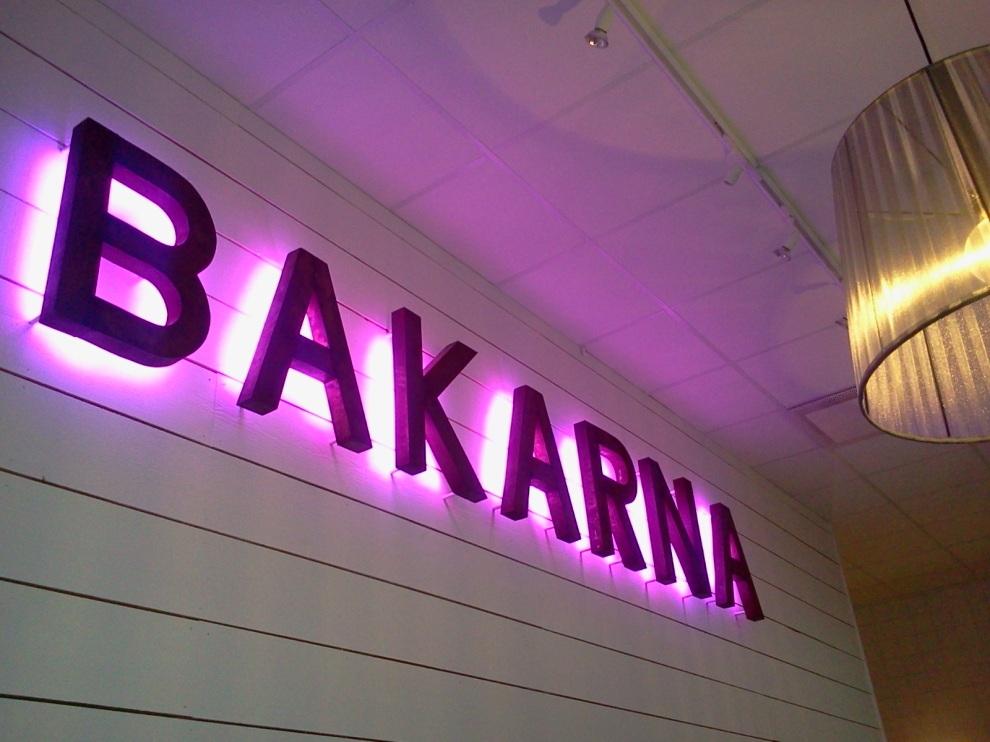 Bakarna kafé & konditori i Henriksdalshamen