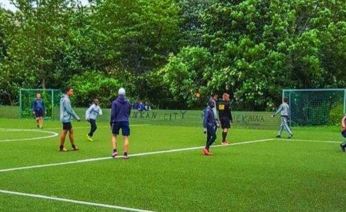 Fotboll på Henriksdalsringen