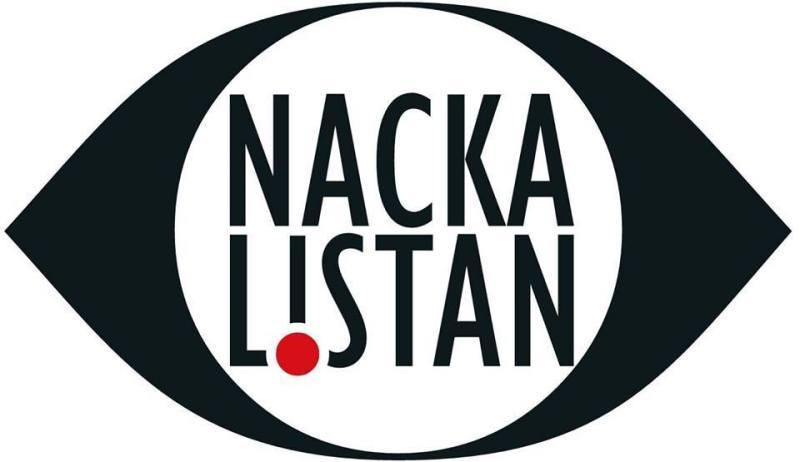 Nackalistans logotyp