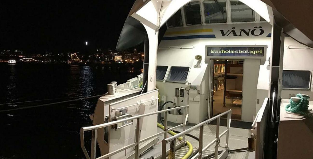 Waxholmsbåten Vindö