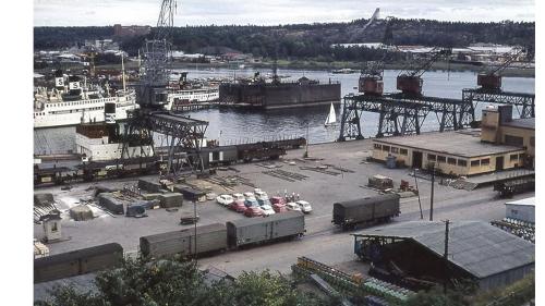 Hammarbyhamnen