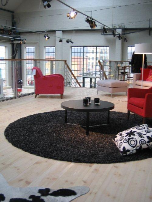 Möbelbutike  Fogia i Finnboda