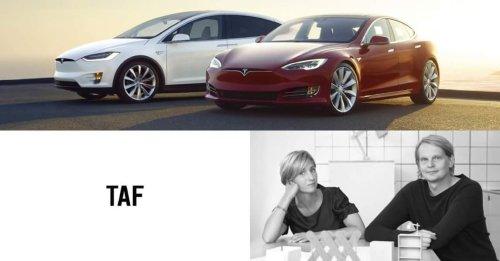 TAF Studio och Tesla på Fogia i Finnboda