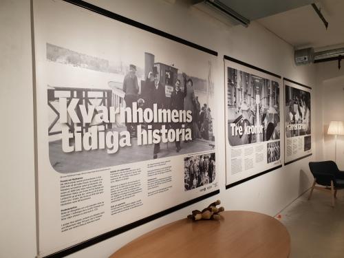 Kvarnholmens historia