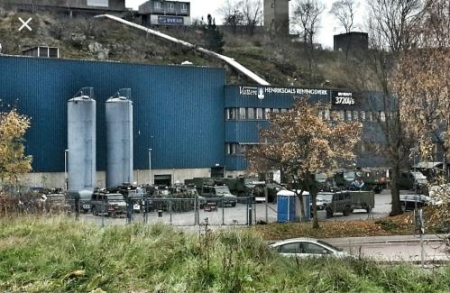 Henriksdals reningsverk