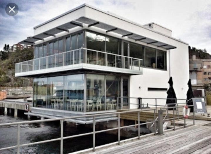 Restaurang Docklands i Finnboda