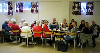 Boendecaféet på Finnberget