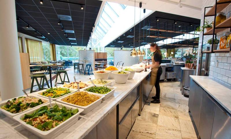 Restaurang Matlust i DanvikCenter