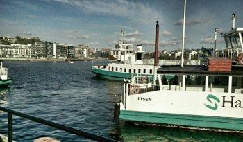 M/S Emelie i Hammarby sjö