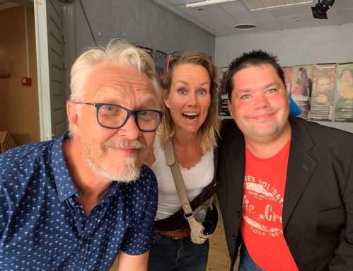 Per-Ove Stålknapp, Linda Bentzing och Daniel Widberg