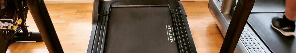 Ny Matrix X Drive träningsmaskin på Danviks Hälsoforum