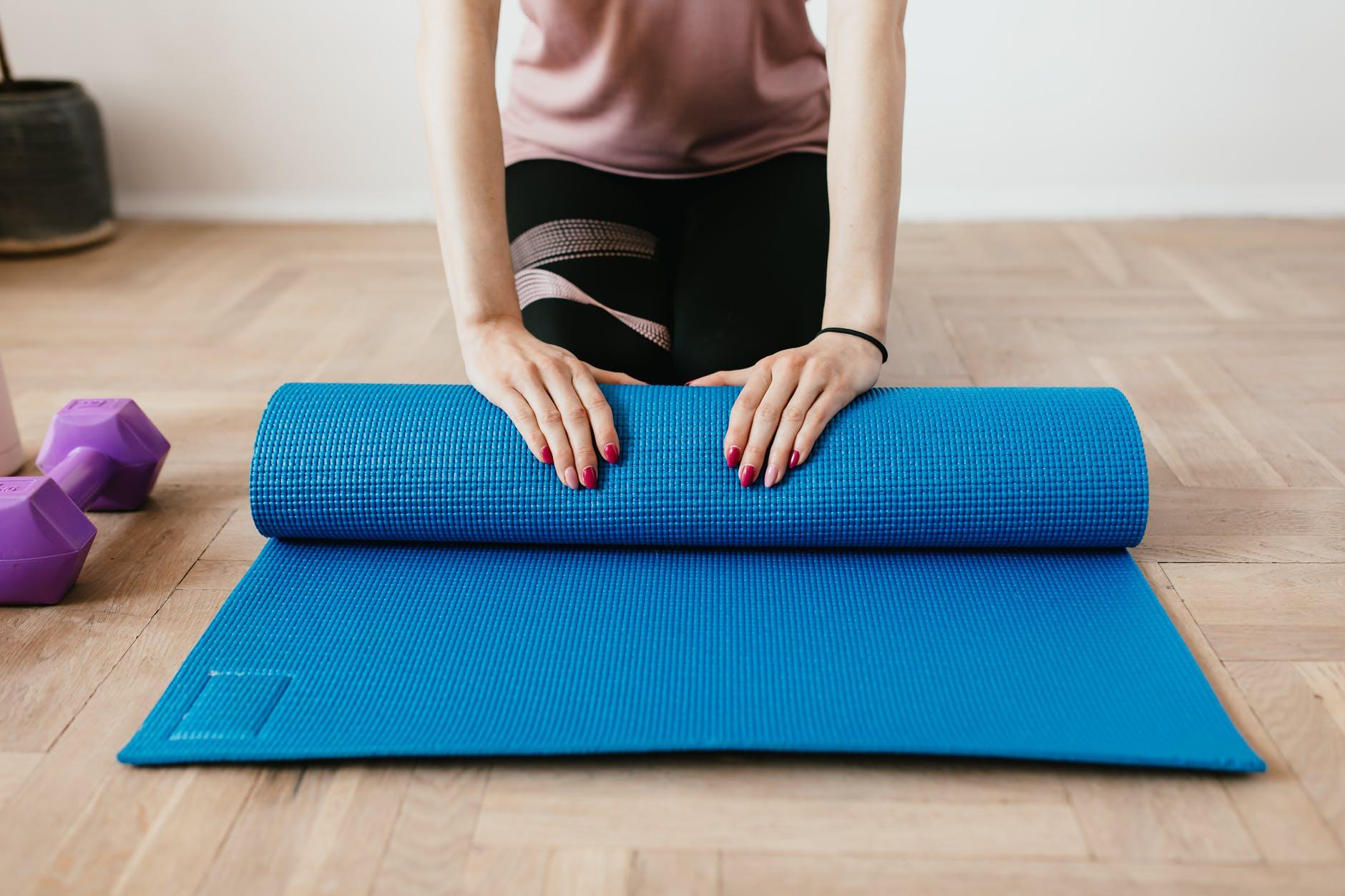 Pilates i Nacka