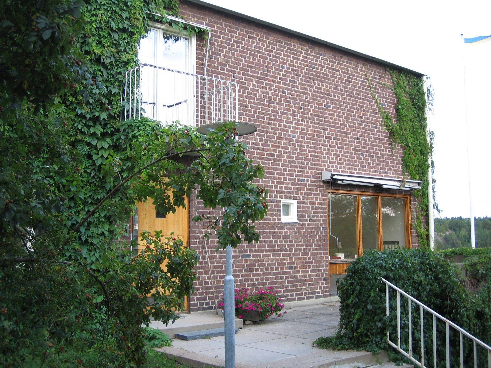 Disponentvillan på Kvarnholmen